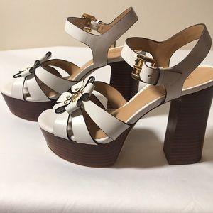 Michael Kors Platform Heels/Sandals